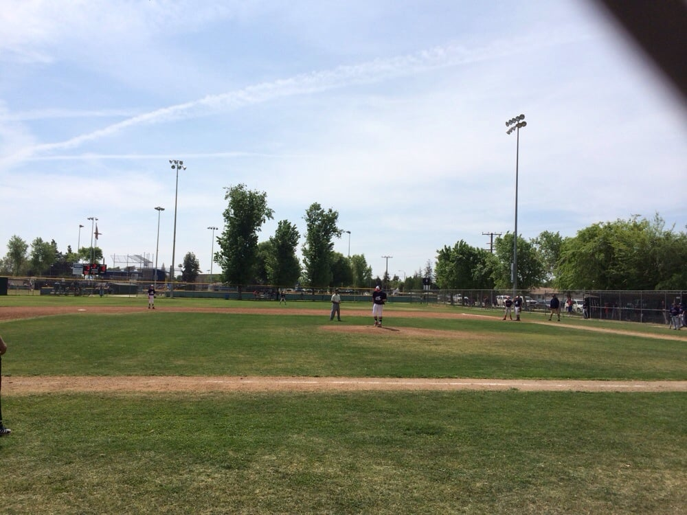 Tulare Little League Park