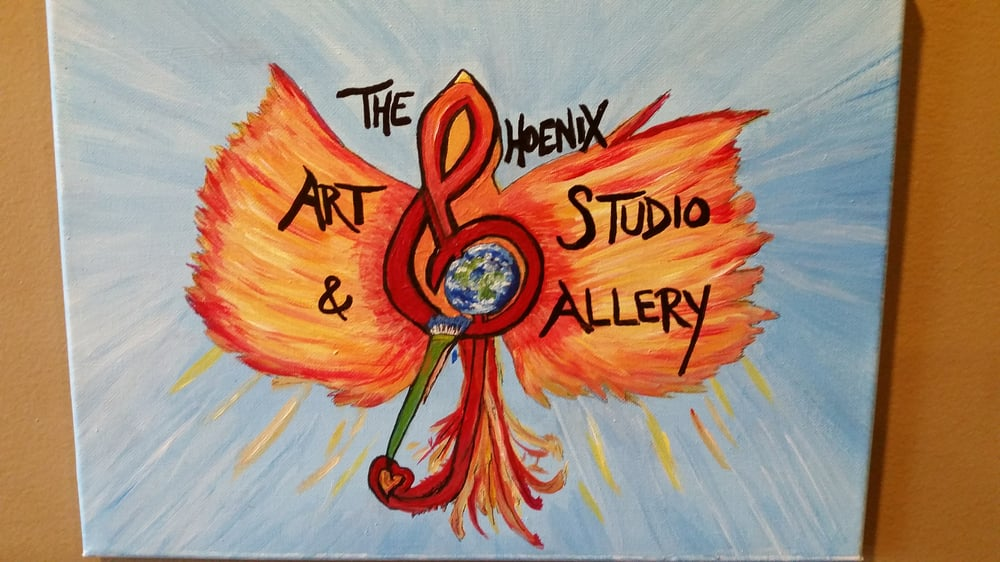 The Phoenix Art Studio & Gallery: 573 Middle Rd, Bayport, NY