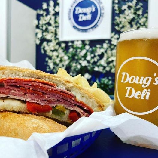 Doug's Deli: 9366 Main St, Manassas, VA