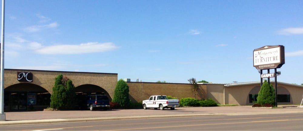 Montgomery's Furniture: 1312 W Havens Ave, Mitchell, SD