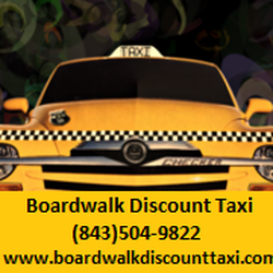 Boardwalk Taxi Taxis 5335 N Kings Hwy Myrtle Beach Sc