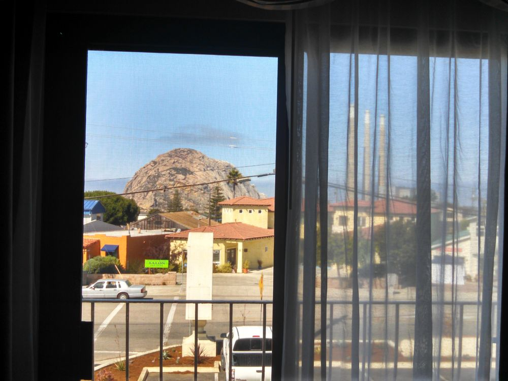 morro rock from the room yelp. Black Bedroom Furniture Sets. Home Design Ideas