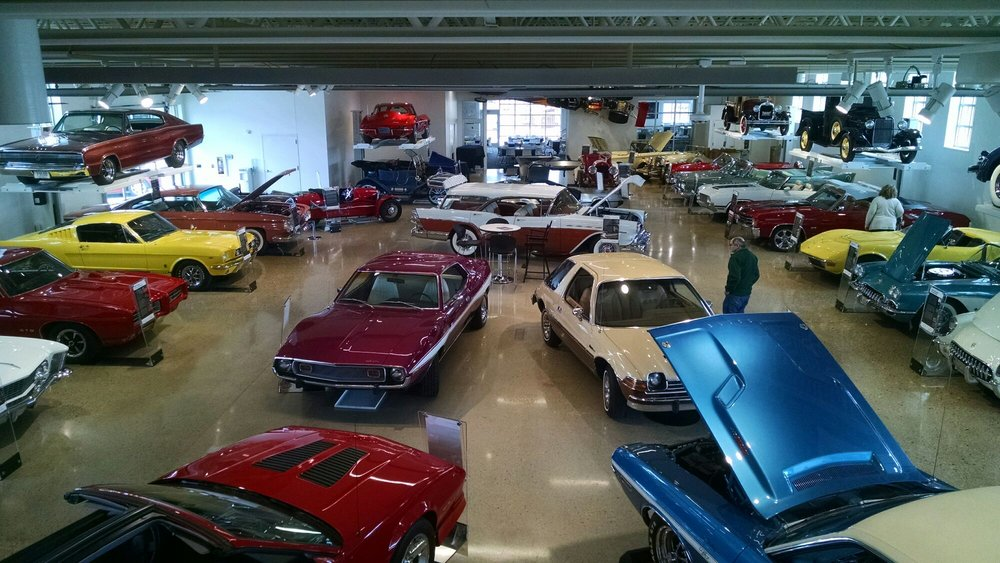 The Automobile Gallery: 400 S Adams St, Green Bay, WI