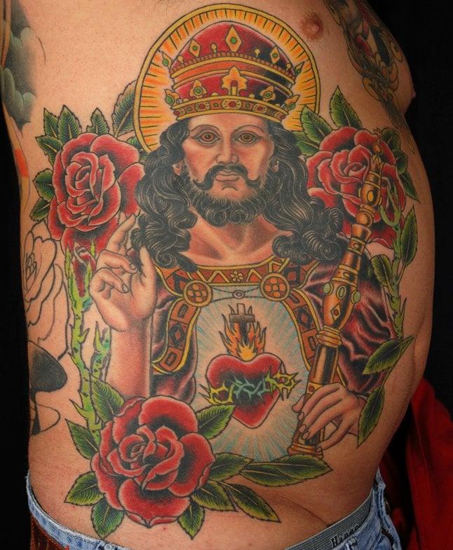 Tattooed by chris lain yelp for Tattoo corpus christi