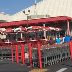 Costco San Diego Morena Food Court