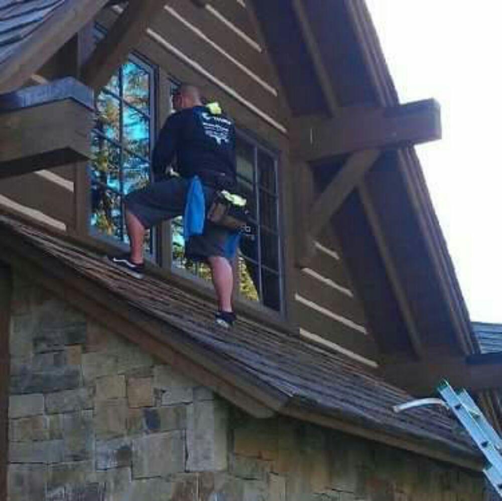 C-Thru Window Cleaning: Dalton Gardens, ID