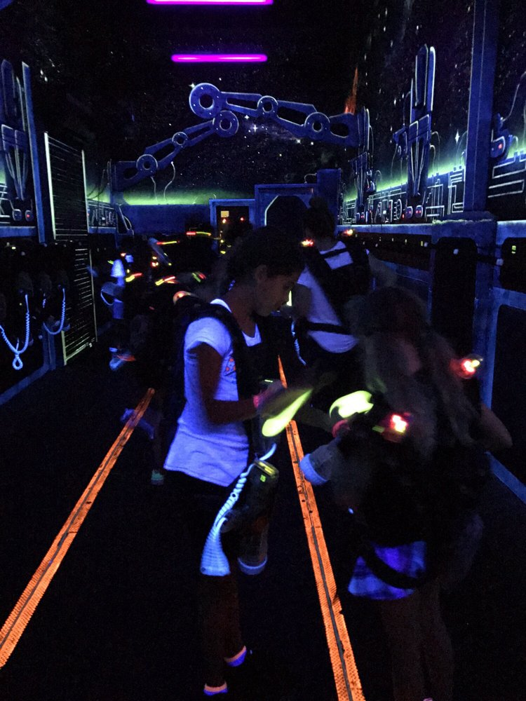 Laser Quest - 83 Photos & 32 Reviews - Laser Tag - 2682 Dean