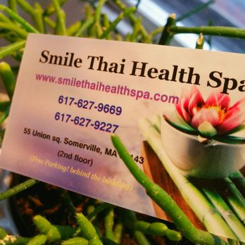 thaimassage hässleholm smile thai spa