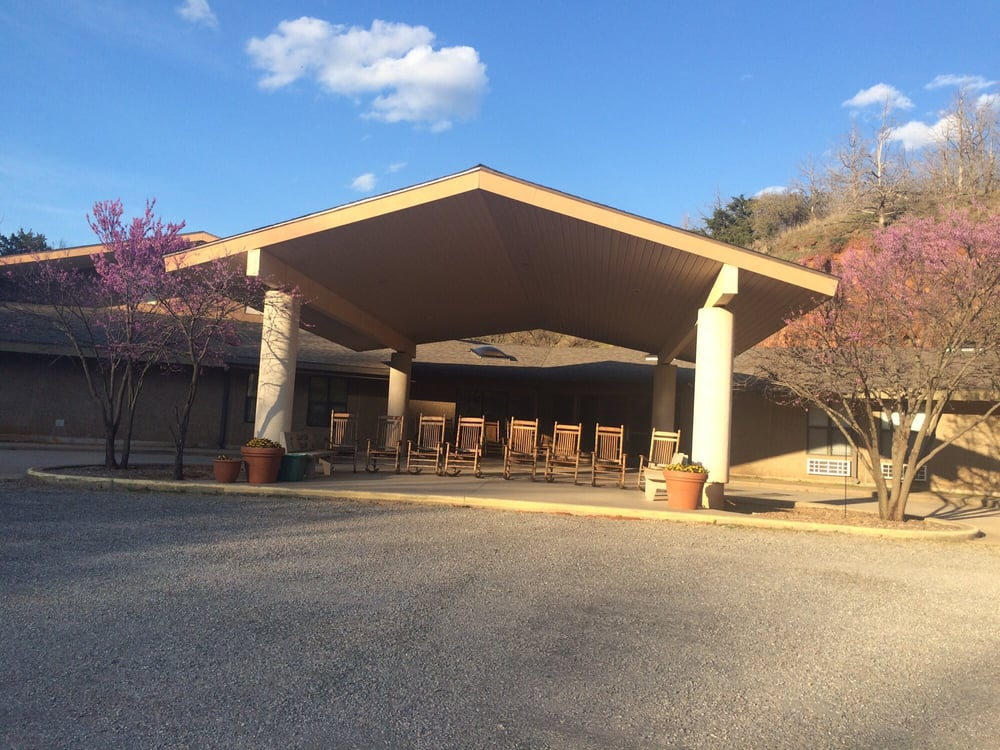 Canyon Camp and Conference Center: 31600 Camp Rd, Hinton, OK