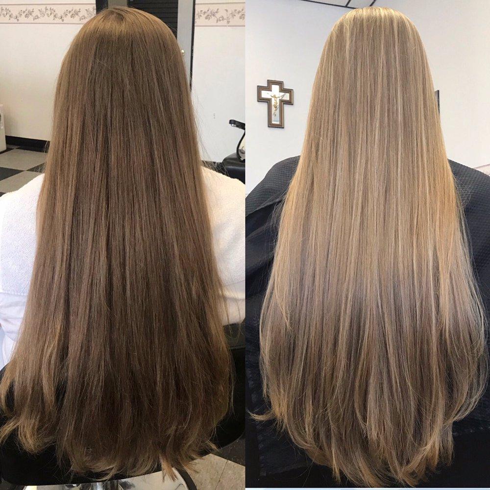 Drita's Family Hair Care Salon: 21611 John R Rd, Hazel Park, MI
