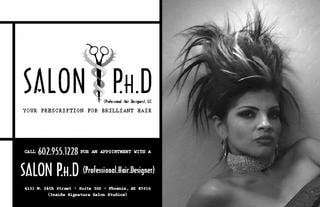 Salon Phd: 434 S Main St, Camp Verde, AZ