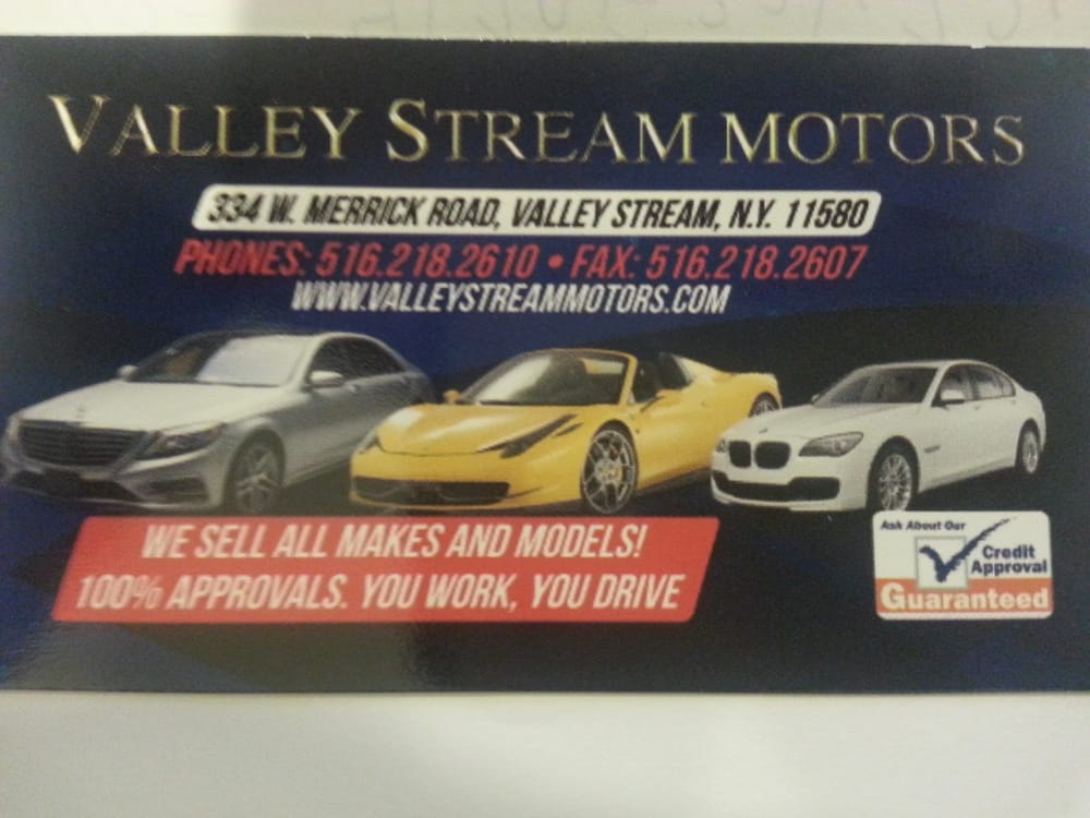 Valley Stream Motors - CLOSED - 2019 All You Need to Know