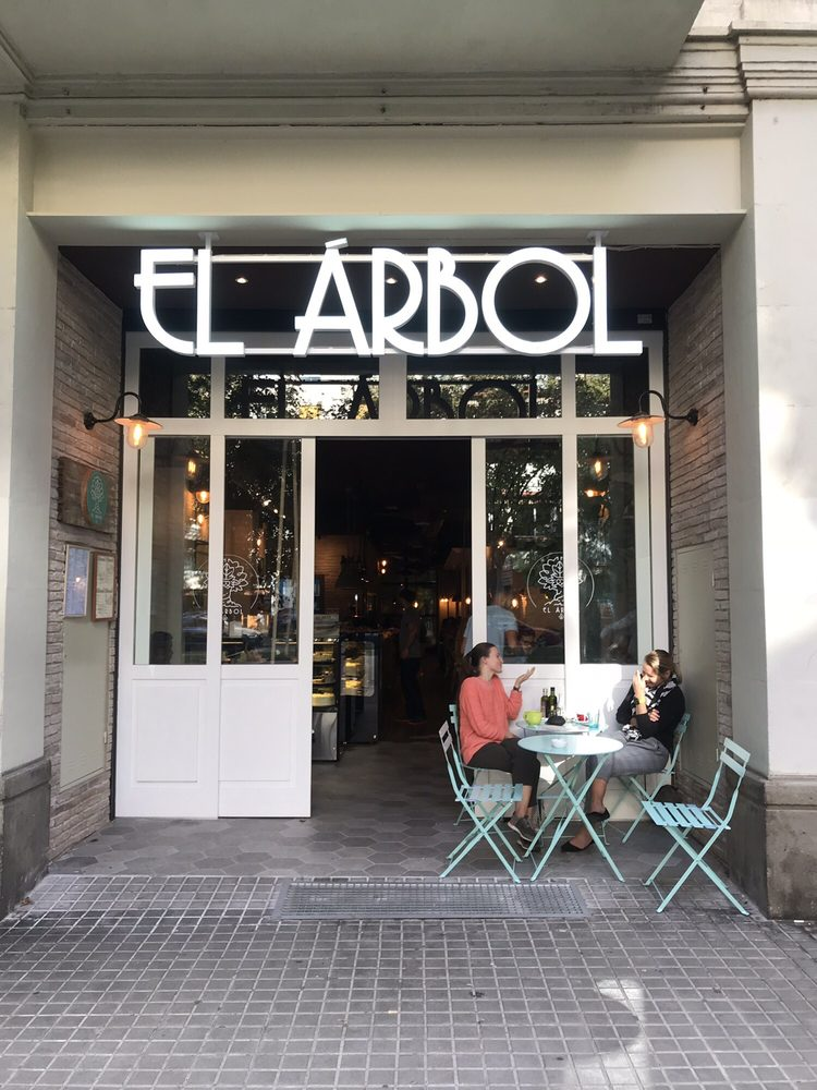 El Arbol Brunch Sant Joan