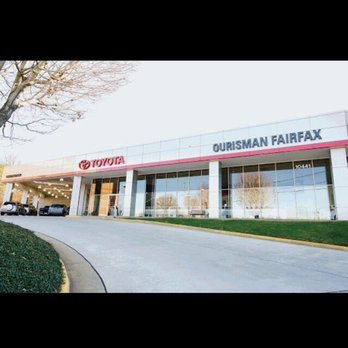 Ourisman Fairfax Toyota Service Center 81 Reviews