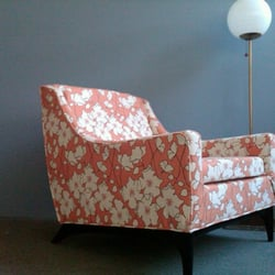Photo Of En Route Studio   San Francisco, CA, United States. Reupholstered  Mid