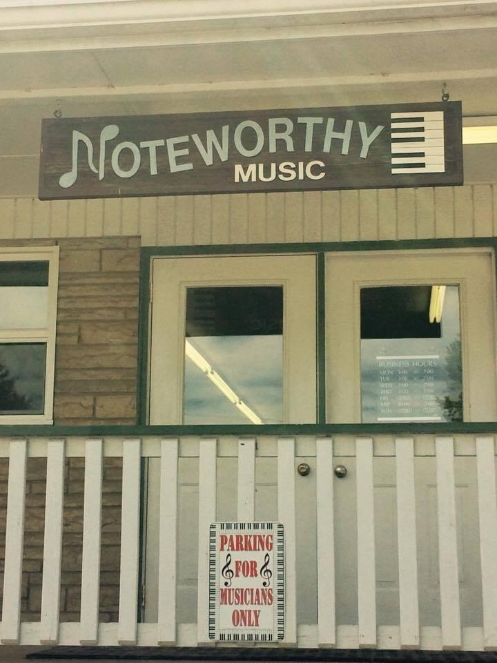 Noteworthy Music: 1410 Pittsburgh Rd, Valencia, PA