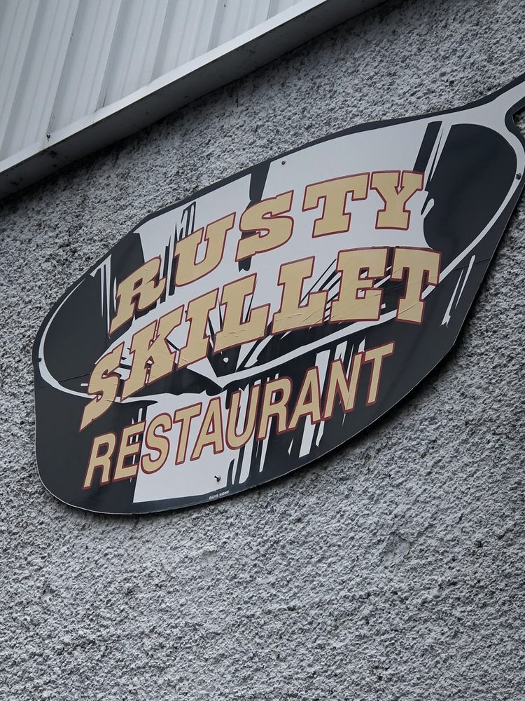 Rusty Skillet