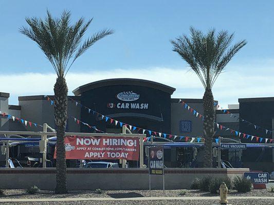 Cobblestone Auto Spa 1555 W Warner Rd Gilbert, AZ Glass