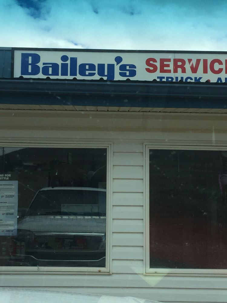 Bailey's Service Center: 1301 S Highway 93, Challis, ID