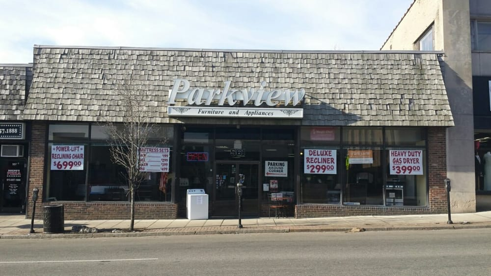 Parkview Furniture Appliance Furniture Stores 561 Bloomfield Ave Verona Nj Phone