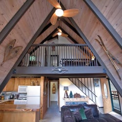 Photo Of Moonstruck Cabin   Big Bear Lake, CA, United States.