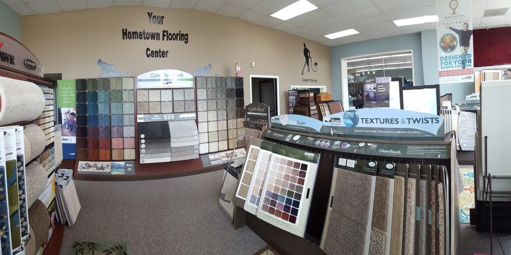 Burton's Flooring Center: 565 Banta St, Franklin, IN