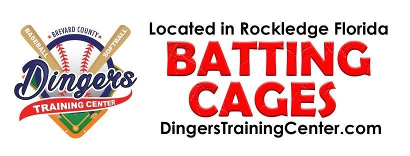 Dingers Training Center: 3795 Flypark Dr, Rockledge, FL