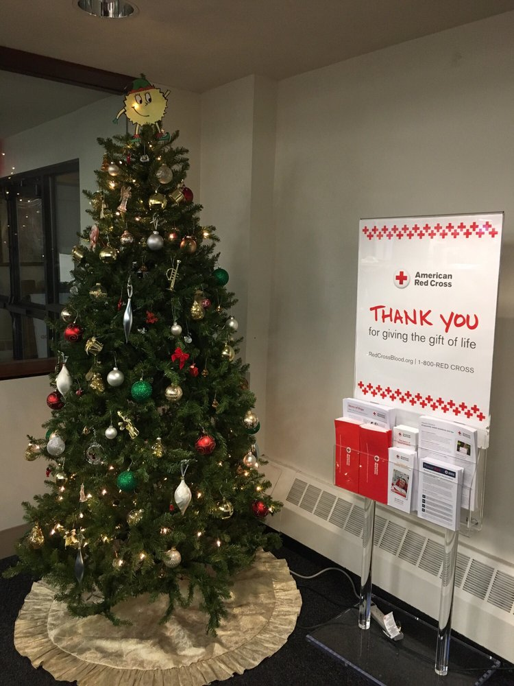 American Red Cross: 274 Tremont St, Boston, MA