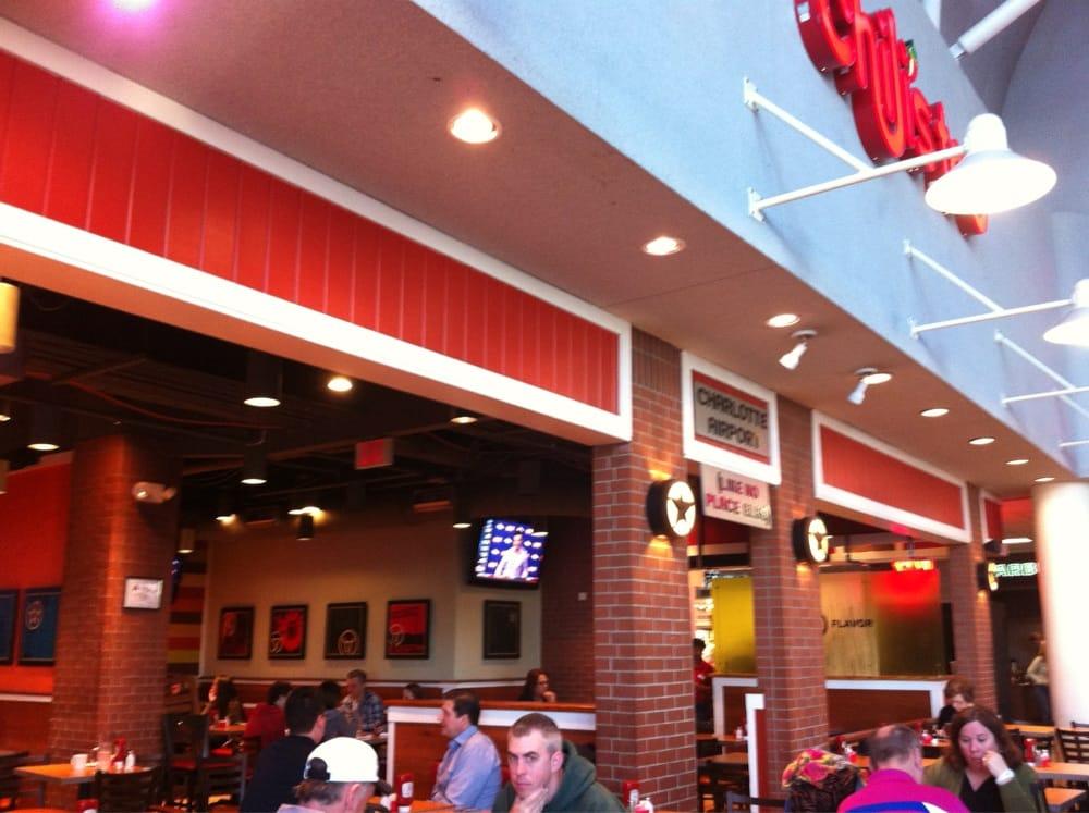 Restaurants Near Charlotte Airport