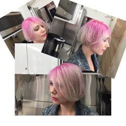 Photo Of Mint Salon New York Ny United States Bleach And Tone