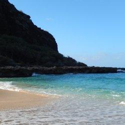 Photo Of Makaha Beach Cabanas Waianae Hi United States