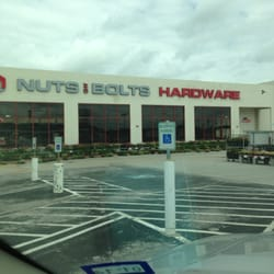 Nuts and Bolts Hardware - CLOSED - 2320 S Collins St, Arlington, TX