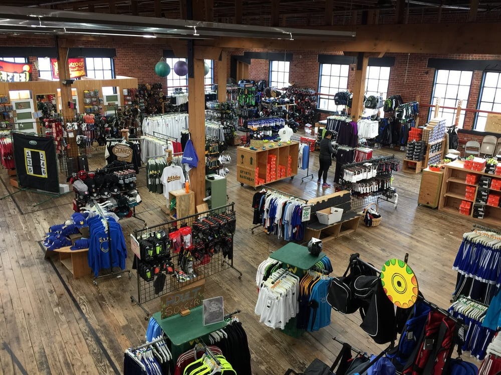 Sports Basement: 1590 Bryant St, San Francisco, CA