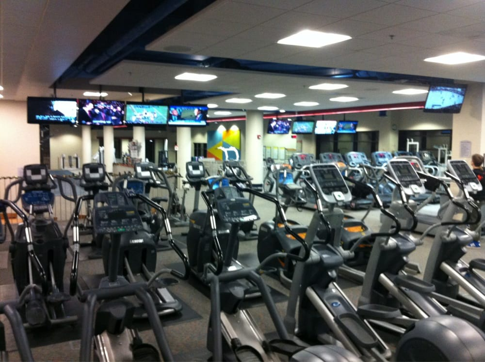 Rit wiedman fitness center gyms lomb memorial dr
