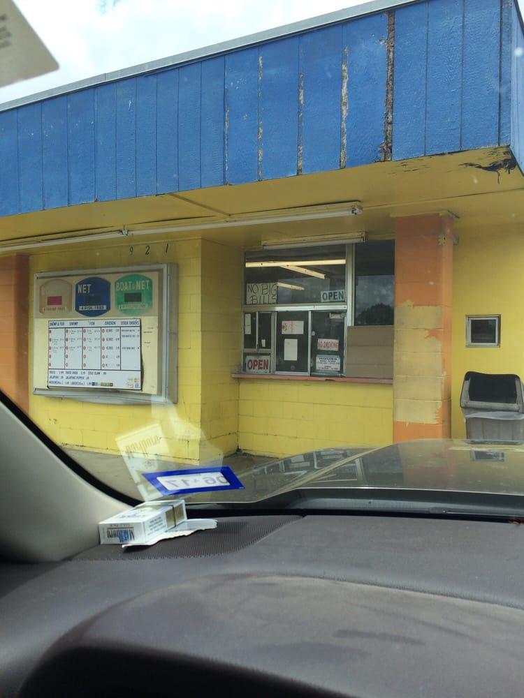 Boat'n Net Drive Inn: 921 E Main Ave, Robstown, TX