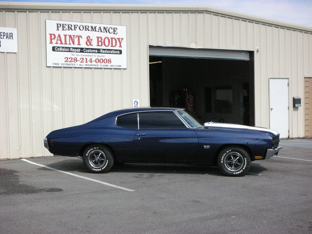 Performance Paint Amp Body Body Shops 2400 28th St