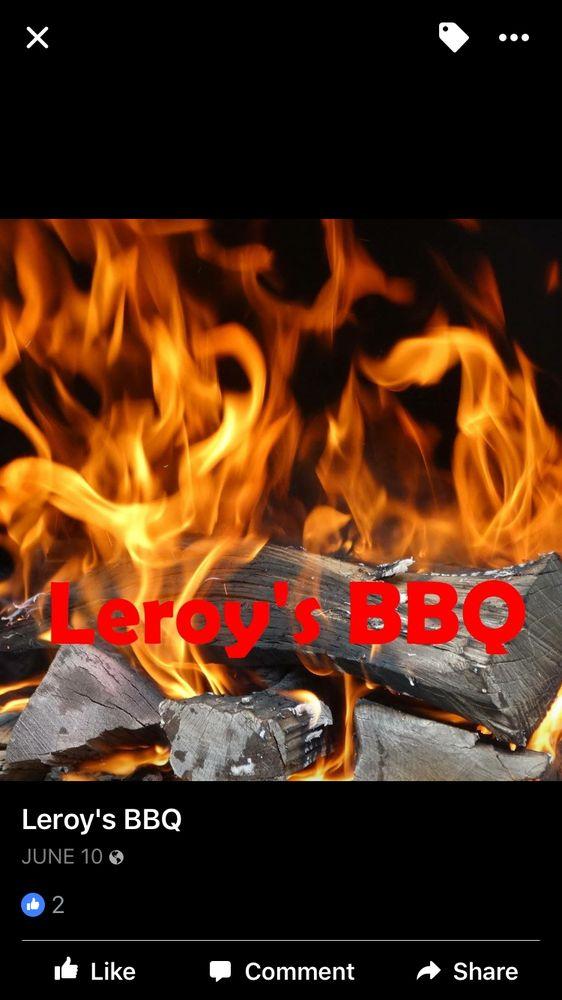 Leroy's BBQ: 203 E Franklin St, Pomona, KS