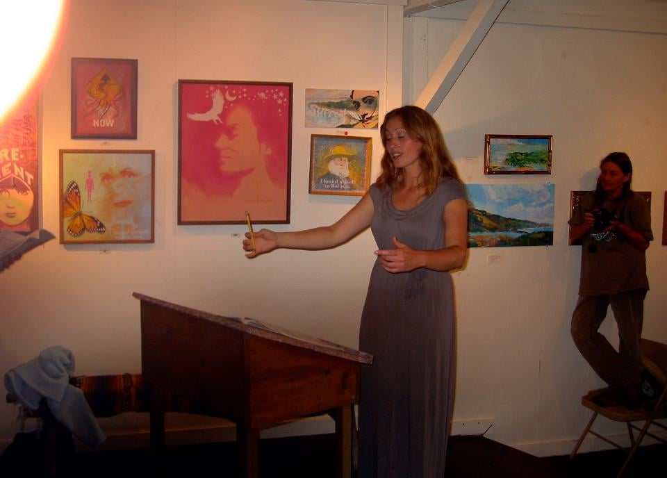 Molly Maguire: Bolinas, CA