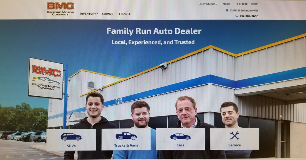 Belford Motor Company: 525 Nj Rt 36, Belford, NJ