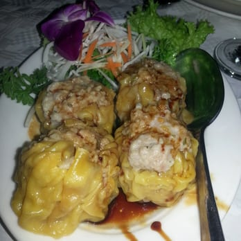 Chiang Mai Kitchen Oxford Menu