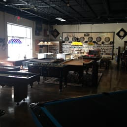 Wonderful Photo Of Everything Billiards   Greensboro, NC, United States. Shuffleboard  Tables U0026 Pool