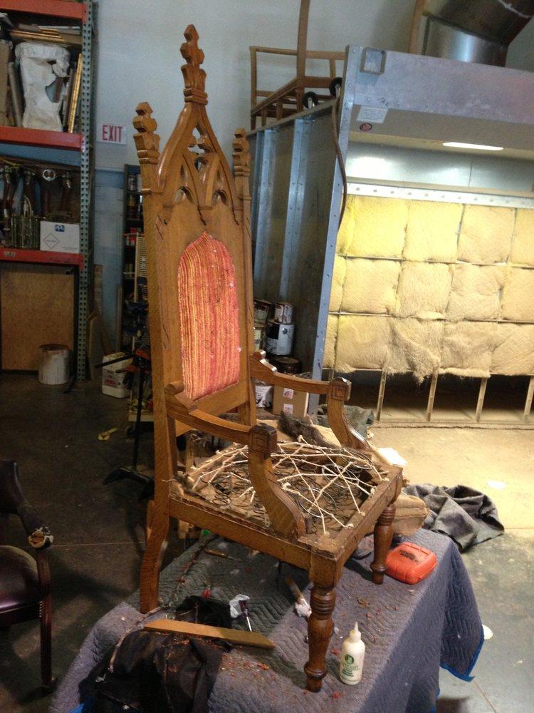 Antiques & Furniture Restoration: 45945 Trefoil Ln, Sterling, VA