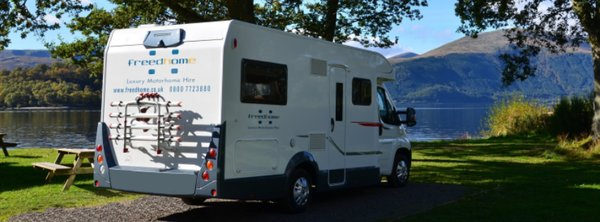 Original Motorhome Hire Bury  Freedhome Da Vinci Manual