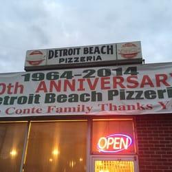 Detroit beach restaurant pizzeria 35 recensioni for Cuisine 1300 monroe mi