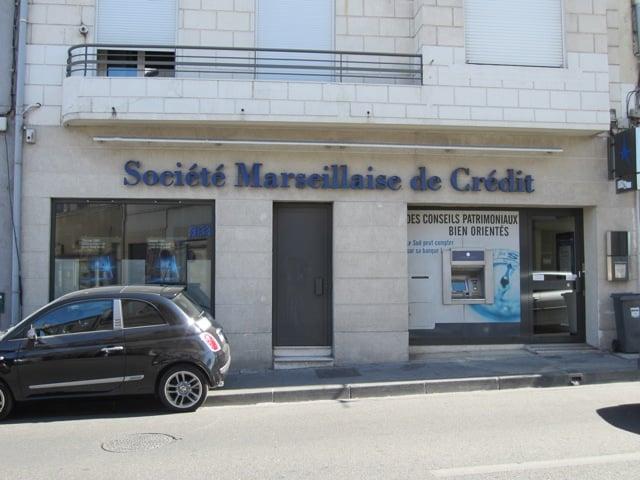 soci t marseillaise de cr dit bank building societies 99 boulevard ste marguerite sainte. Black Bedroom Furniture Sets. Home Design Ideas