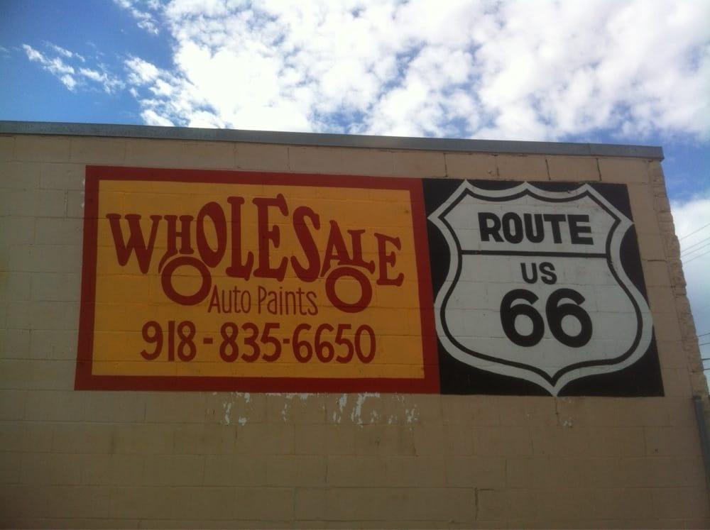Wholesale Auto Paint 6746 E 11th St Tulsa OK Stati