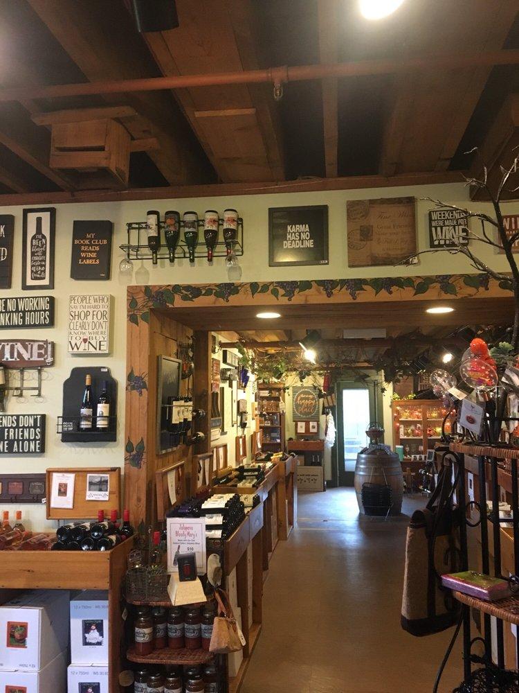 Galena Cellars Vineyard & Winery: 515 S Main St, Galena, IL