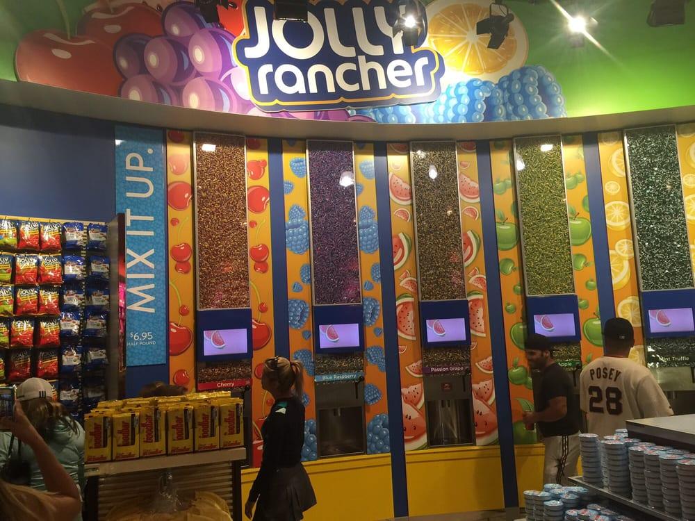 Jolly Rancher Candy Dispensers