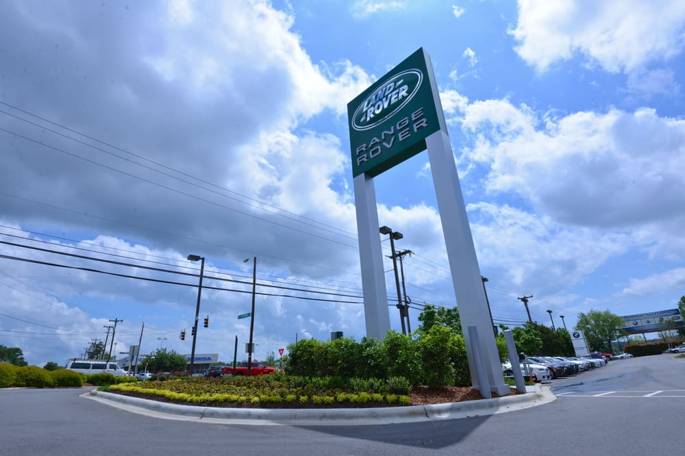 Car Lots In Charlotte Nc: Land Rover Charlotte