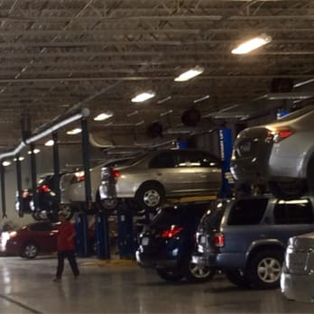 Awesome Photo Of Passport Nissan   Marlow Heights, MD, United States. Cleanest  Service Bay
